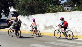 El uso de la bicicleta es beneficioso para la salud y el medio ambiente