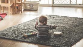 Los juguetes fomentan la imaginación y la diversión de los niños
