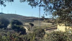 Lugar donde se proyecta instalar Fondo de Barril