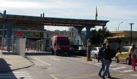 Verja de Gibraltar-La Línea