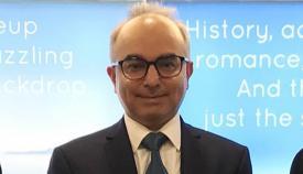 El ministro de Negocios en Gibraltar, Vijay Darynani. Foto NG
