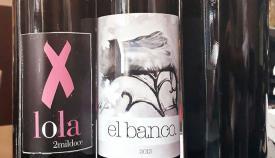 Los vinos solidarios de pasadas ediciones