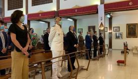 Celebrada la función principal en honor a la Virgen del Carmen en Algeciras