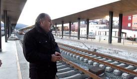 Landaluce exige un mejor servicio para los usuarios del tren Algeciras-Madrid