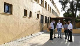 Los centros educativos de Algeciras, a punto para el inicio del curso