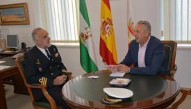Un momento de la reunión celebrada en el Ayuntamiento de San Roque