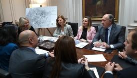 La Junta garantiza el impulso a la rehabilitación integral de La Piñera