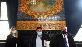 Presentado el libro 'El Río de la Miel' en Algeciras