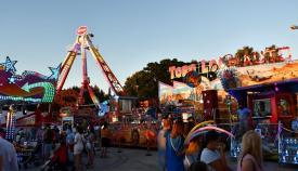 Un momento del primer día de Vive Park, este viernes en San Roque. Foto: sanroque.es