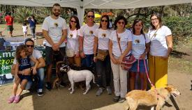 Voluntarios de Melampo