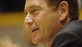 Graham Watson, eurodiputado británico del Partido Liberal Demócrata