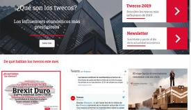 Imagen web de #twecos