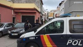 La Policía Nacional se ha hecho cargo de la investigación del altercado