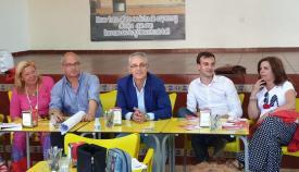 El PSOE de Algeciras presenta sus propuestas en Igualdad