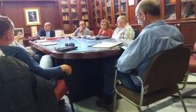 El Grupo Transfronterizo se ha reunido este martes en su nueva sede de La Línea