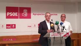 El PSOE insiste en que el PP debe exigir la basura mediante prestación patrimonial