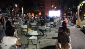El Cine de Verano en San Roque continúa el lunes en Campamento