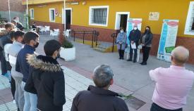 'Tu barrio en positivo' entrega diplomas a sus alumnos en Algeciras
