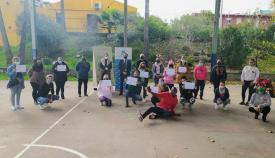 Barrio Vivo entrega sus diplomas a los vecinos de Los Pastores