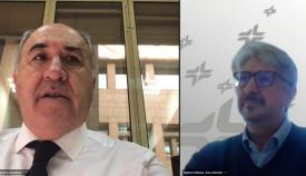 Landaluce mantiene un encuentro con el director de la refinería Cepsa