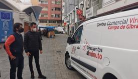 El 'Ingeniero Torroja' se incorpora al proyecto de Centro Comercial Virtual