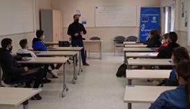 Fomento imparte un curso de nuevas tecnologías a alumnos