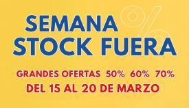 El Ayuntamiento de Algeciras anuncia la 'Semana Stock Fuera'