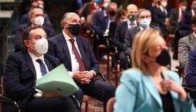 El alcalde de Algeciras destaca el impulso recibido al Ramal Central