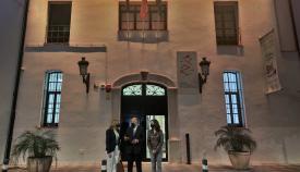 El Museo de Algeciras se ilumina por el Día del Libro
