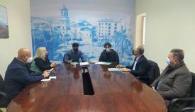 FAPACSA y FAVA Algeciras se reúnen con el Ayuntamiento