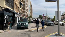 'Telefonista' deja 21 registros en Algeciras, Málaga, Sevilla y Madrid