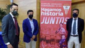 El Algeciras lanza su campaña de abonados para la Primera RFEF