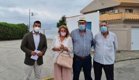 Los vecinos del Chinarral se reúnen con el Ayuntamiento de Algeciras