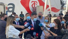 Las primeras 660 mujeres temporeras retornan a Marruecos por Algeciras
