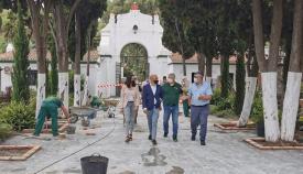 El Cementerio Antiguo de Algeciras se somete a obras de mejora