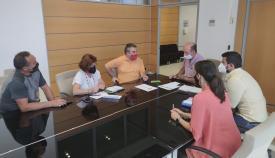 Los vecinos del Embarcadero se reúnen con el Ayuntamiento de Algeciras