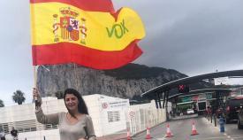 Macarena OIona, de Vox. Foto NG