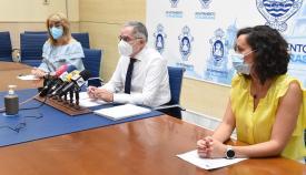 El Ayuntamiento respalda el apoyo al ocio y la cultura en Algeciras