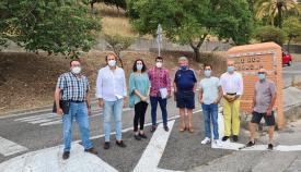 Ayuntamiento y asociación de vecinos 'El Mirador', de la mano