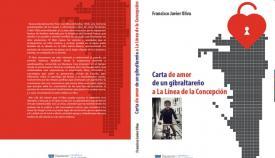 Cubierta del libro de Francisco Oliva. Foto NG
