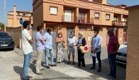 Emalgesa proyecta una nueva red de aguas pluviales en El Rinconcillo