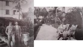 Federico García Lorca en el Campo de Gibraltar