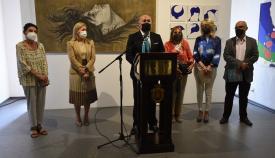 La exposición de Felipe Gayubo finaliza en Algeciras