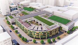 Proyecto para Bayside y St Anne's. Foto NG
