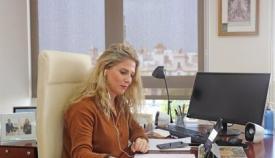 Ana Mestre, delegada de la Junta en Cádiz. Foto NG