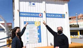 Once zonas de Algeciras contarán con instalaciones de puntos wifi