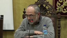 El ponente en una imagen de archivo