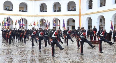 Un momento del acto celebrado esta mañana en San Fernando. Foto CG FIM/ ORP