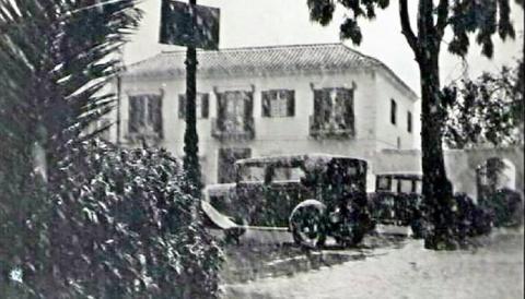La nevada fue una fiesta para San Roque