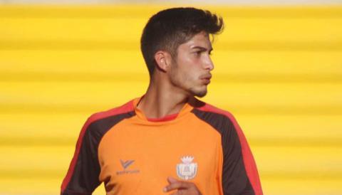 El nuevo jugador del San Roque, Pablo Rodríguez